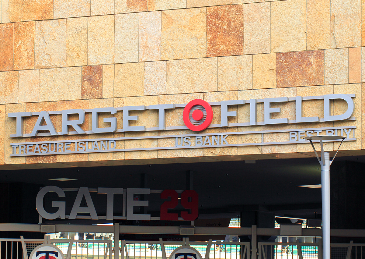 Target Field Tour