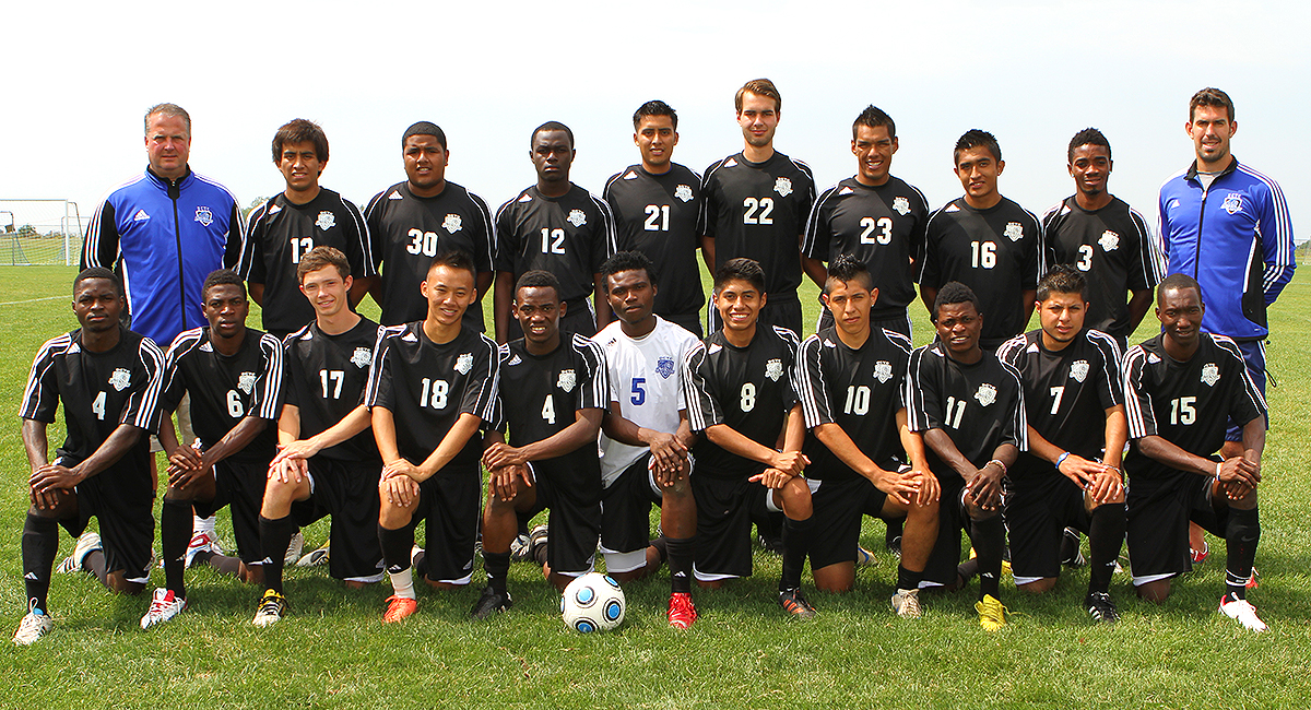 Blue Knights Men's Soccer Team