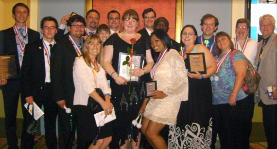 DCTC BPA Members at BPA Nationals