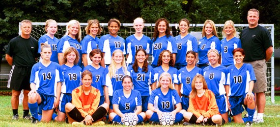 DCTC Blue Knights: Inaugural sports team 2003-2004