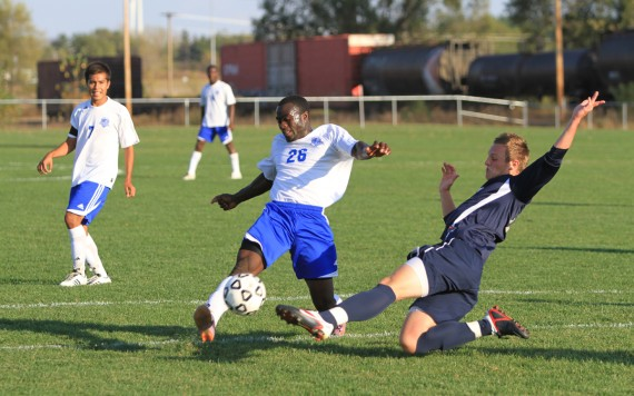 DCTC Blue Knights Soccer