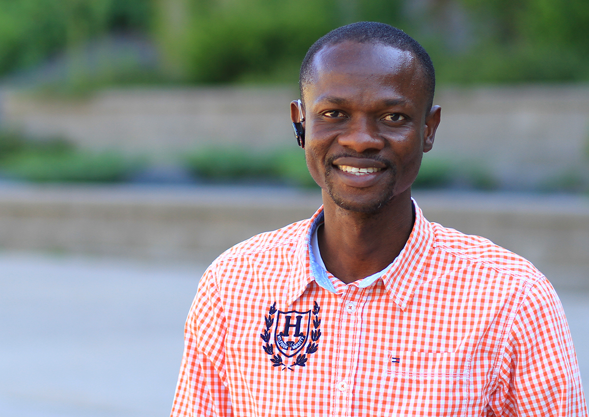 Branko Tambah • DCTC Civil Engineering Technology Student