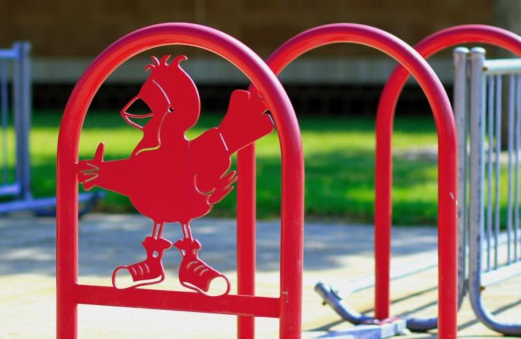 Red Pine Elementary Cardinal