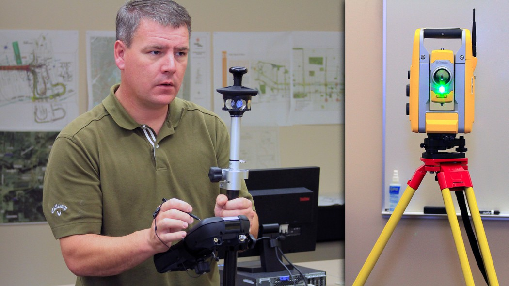 New Surveying Tool in Civil Engineering Tech