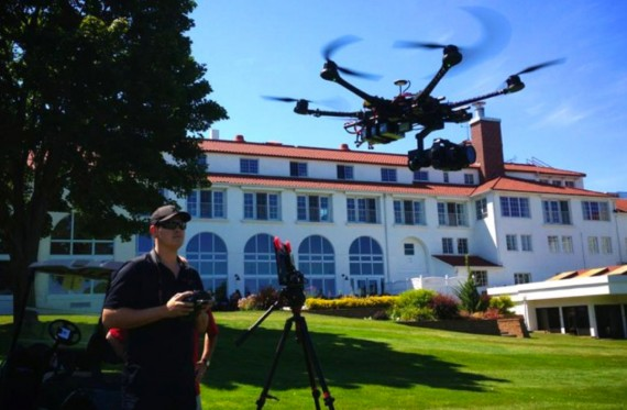 Charles Eide | Unmanned Aerial Systems Expert