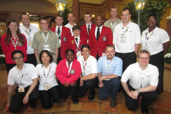 DCTC SkillsUSA National Competitors 2013