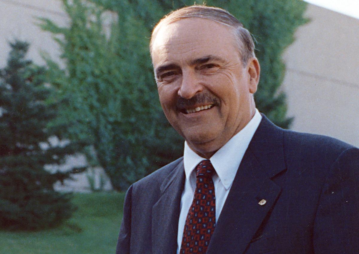Former DCTC President Dave Schroeder