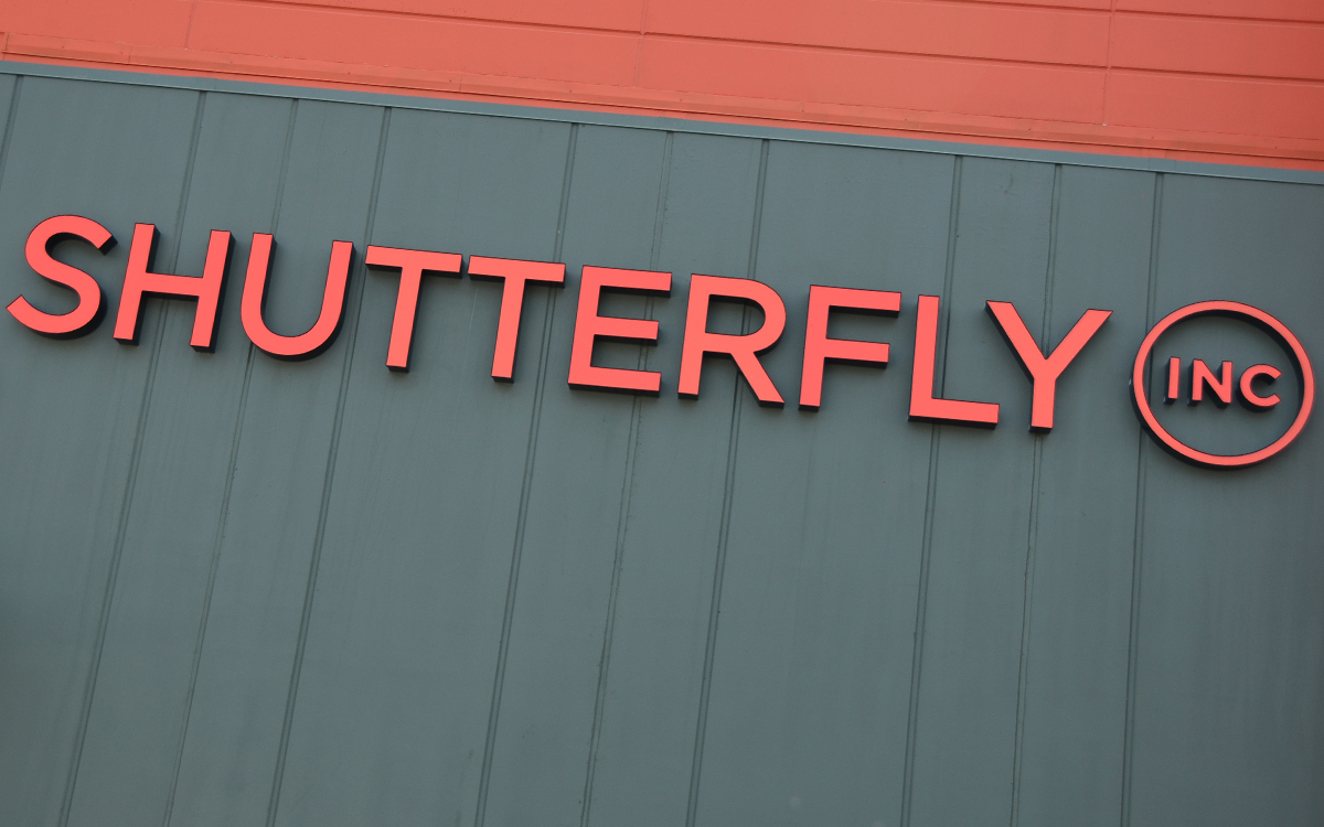 Shutterfly Ribbon Cutting