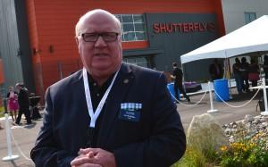 CPWD Dean Pat McQuillan