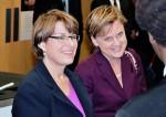 U.S. Senators Klobuchar and Franken at Uponor