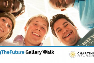 Charting the Future Gallery Walk