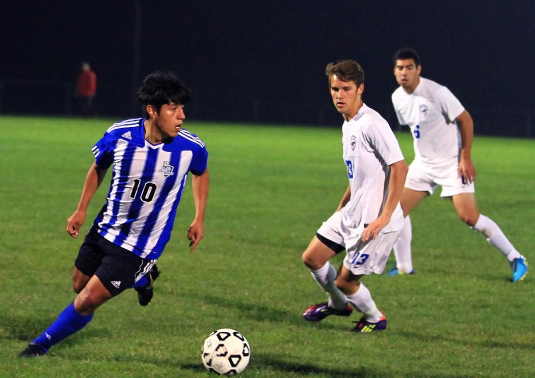 Blue Knights men's soccer