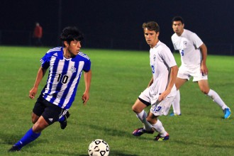 Blue Knights men's soccer
