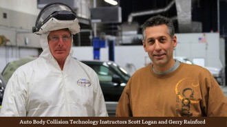 Auto Body Collision Tech Benefits from Bonding Project