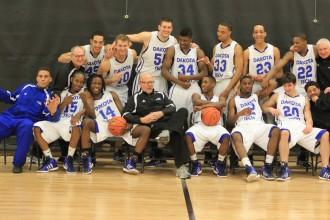 Basketball Team Crushes First Season