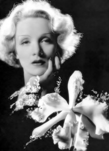 Marlene Dietrich photo by Cecil Beaton