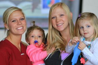 Sisters Take on Dental
