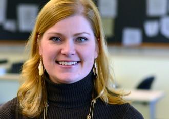 Amber Newton, DCTC Interior Design Instructor
