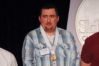Rick Frascone at SkillsUSA Minnesota 2014 State Leadership and Skills Conference