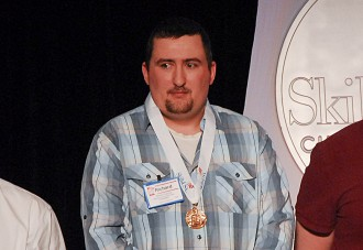 Rick Frascone at SkillsUSA Minnesota 2014 State Leadership and Skills Conference