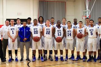 DCTC Basketball Team