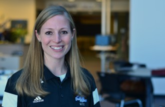 Jen Bowman DCTC Head Volleyball Coach