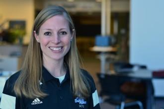 Jen Bowman DCTC Head Volleyball Coach