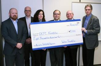 Walser Foundation Donation