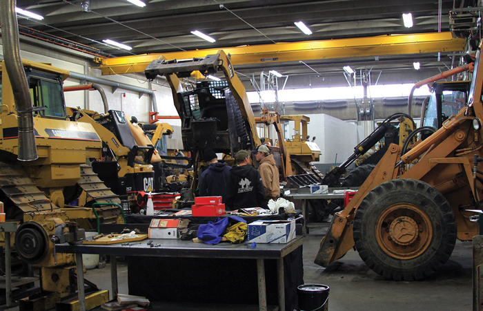 Heavy Construction Equipment Technology