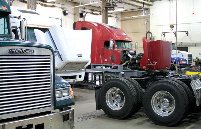 Heavy Duty Truck Technology