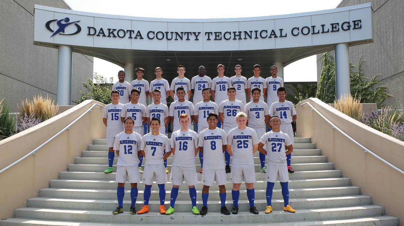 DCTC Men's Soccer 2015