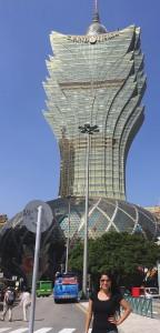 Osiris visiting Macao, China