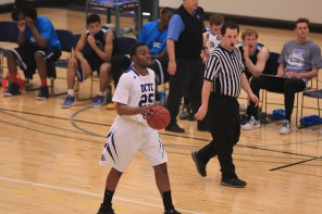 DCTC's Fahnbulleh named to NJCAA All-Star basketball team, 1st Team All-American