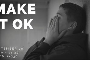 Make it OK event aims to reduce stigma of mental illness on campus