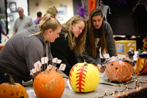 Pumpkin carving contest winners announced