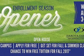 DCTC Enrollment Season Opener