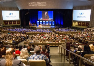 May 2016 Commencement at Grace Church