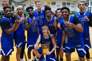 DCTC Basketball NJCAA DII District 7 Champs
