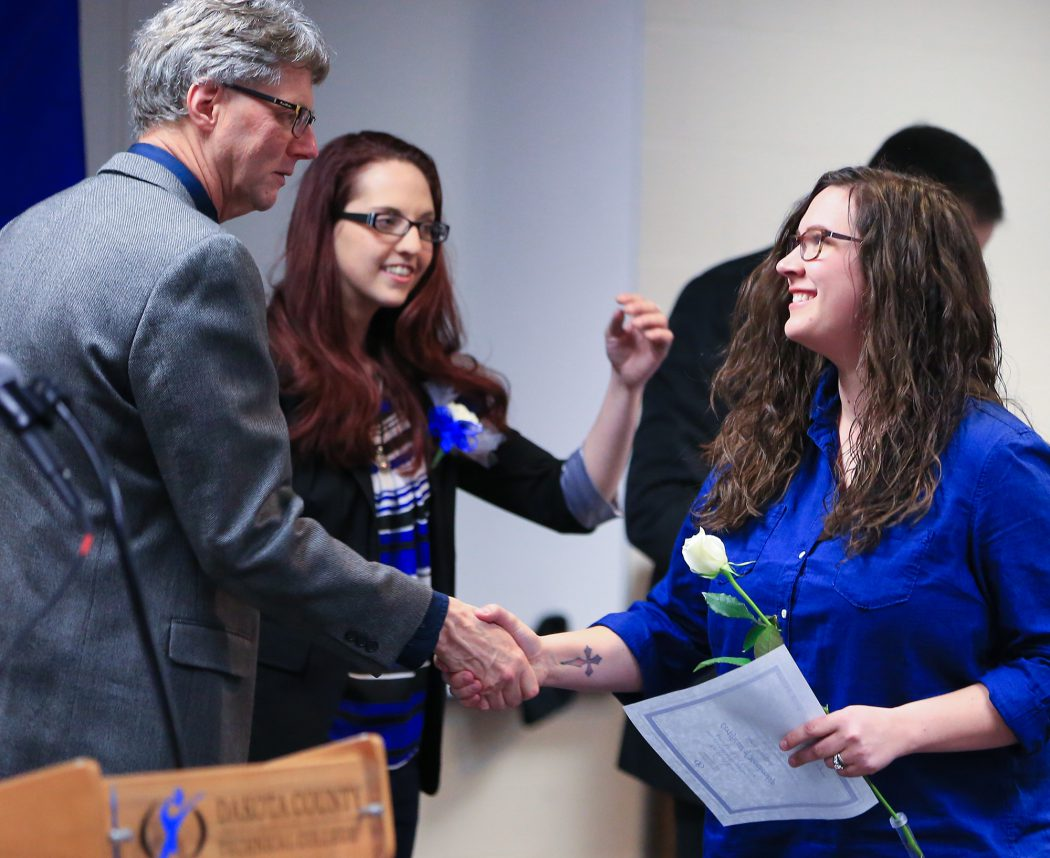 Phi Theta Kappa Spring 2017 Induction Ceremony