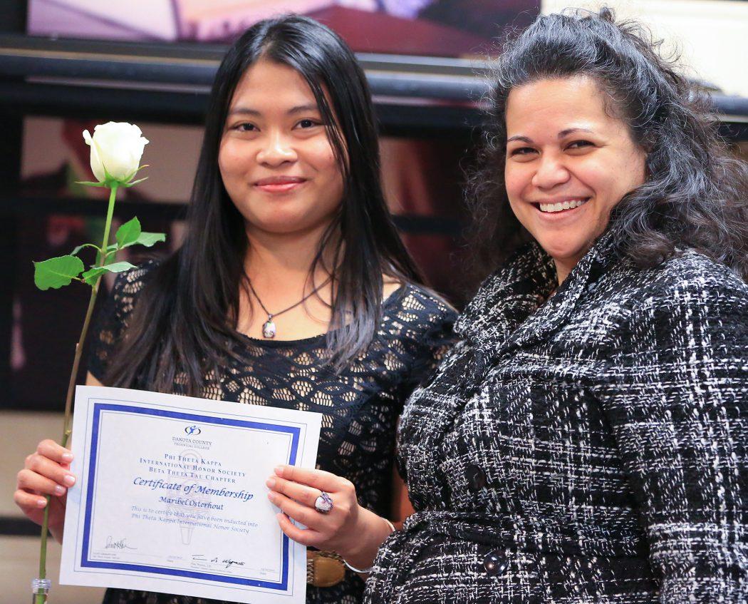 Phi Theta Kappa Spring 2017 Induction Ceremony