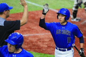 DCTC Baseball Plays at U.S. Bank Stadium