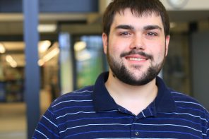 New Student Spotlight: Josh Jones