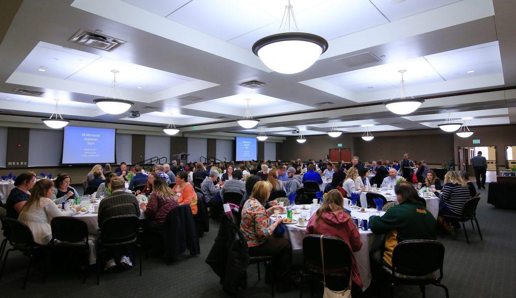 All-Minnesota Academic Team Celebration