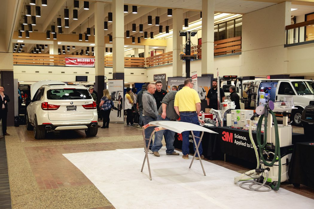 Automotive Career Fair and Techspo
