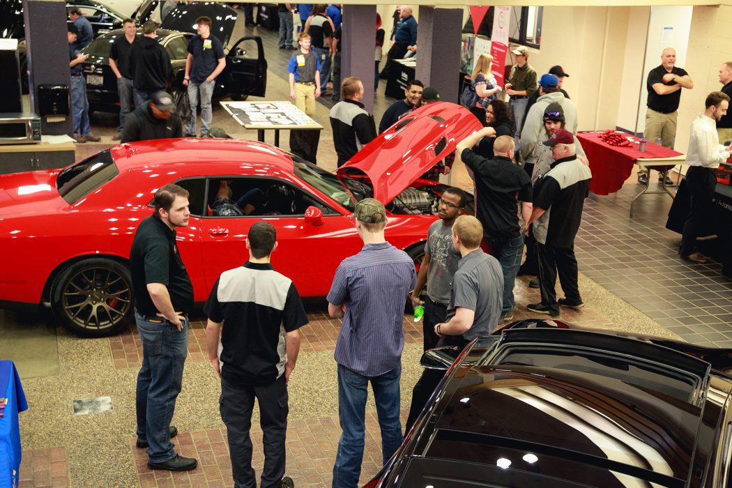 Automotive Career Fair and Techspo