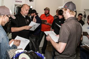 HVAC and Maintenance Students Train at Uponor