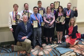 DCTC Students Excel at BPA NLC