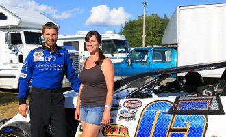 Jake and Sarah Hartung
