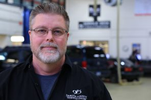 Jeff Copeland: 2017 Outstanding CTE Instructor