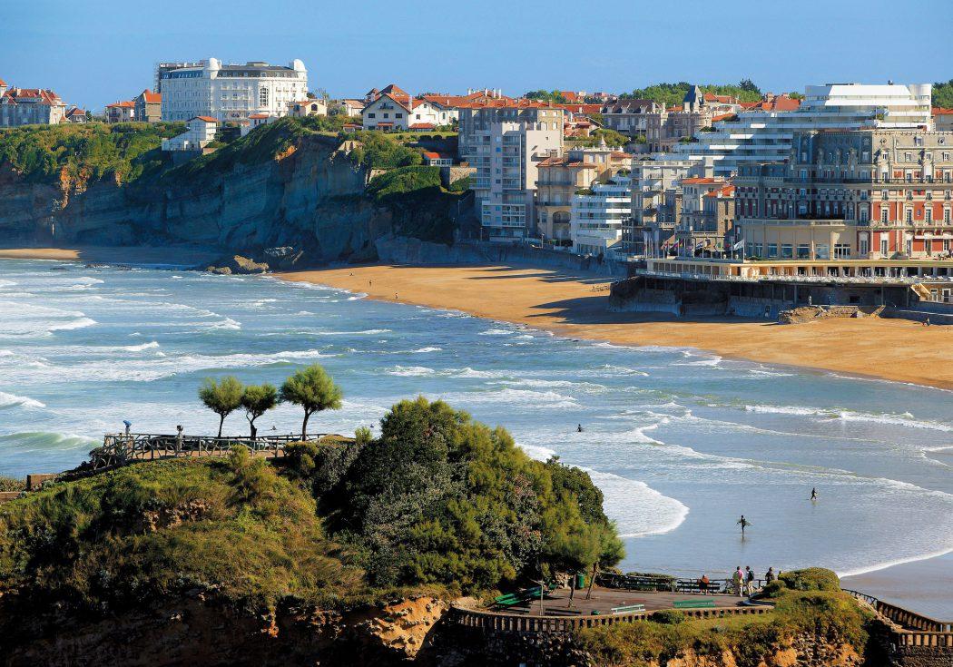 Ah, Biarritz...